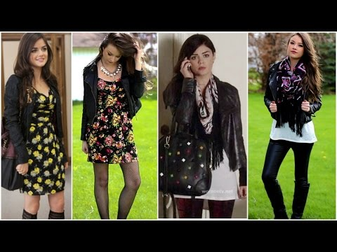 Pretty Little Liars- Aria Montgomery: Makeup, Hair, & Outfits! | Kelly Nelson