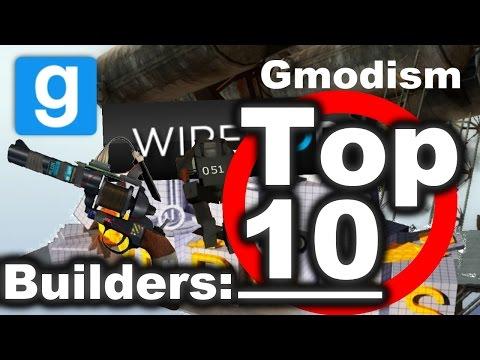 Garry's Mod: Top 10 Building Tools / Addons