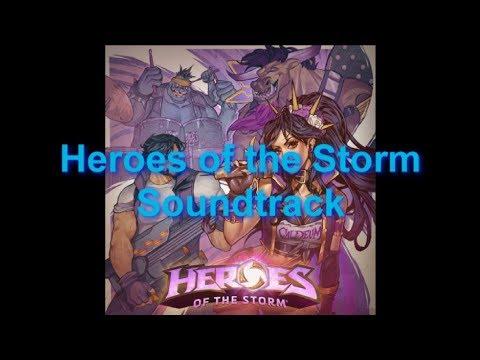 Blizzard heroes of the storm саундтрек
