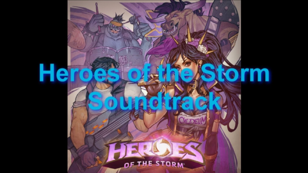 Heroes of the Storm OST Soundtrack (Complete)