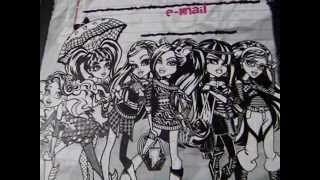 Recensione Beauty Note Monster High