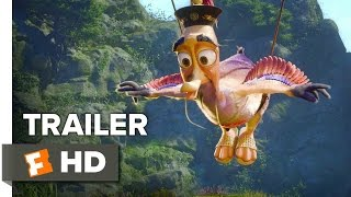 Quackerz Official Trailer 1 (2016) - Animated Fantasy Comedy HD