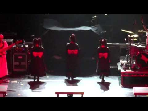 BABYMETAL @ SSE Hydro - Glasgow part 1