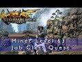 Final Fantasy 14 Stormblood - Miner Level 63 Job Quest