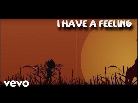 Johnny Clegg - King Of Time (Lyric Video)