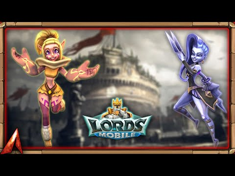 Wonder Battles Vs. Cu. And Union 8! Lords Mobile