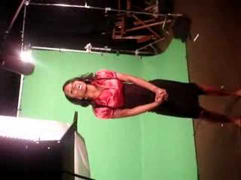 Ashley L BET College Hill behind the scenes camera drop