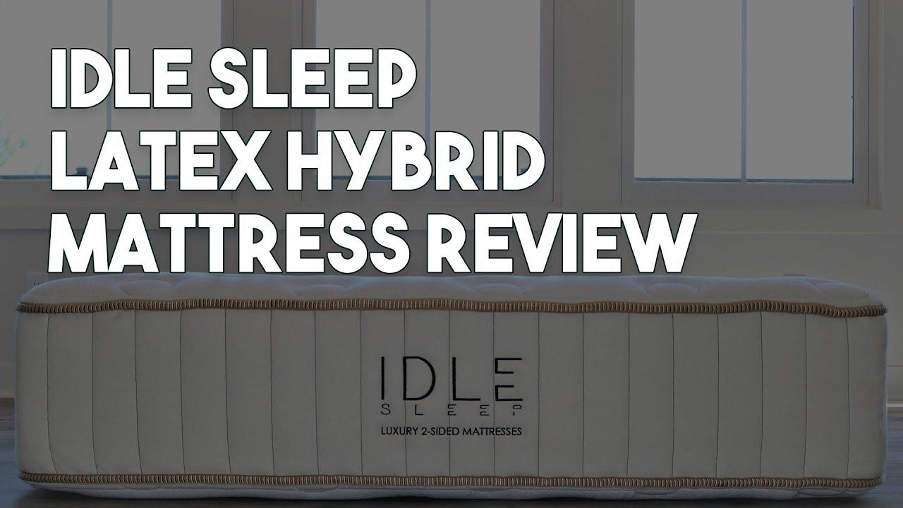 comparisons Latex opinions mattress