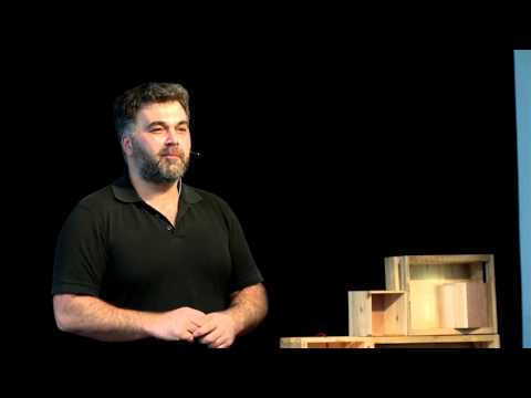 We can build a better planet for refugees | Kon Karapanagiotidis | TEDxQUT