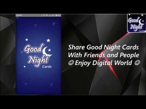 Good night cards apps on google play m4hsunfo