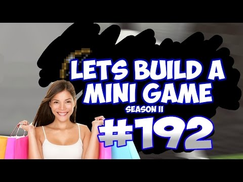 Minecraft Xbox - Lets Build A Mini Game World - 192 - BLACK FRIDAY!!