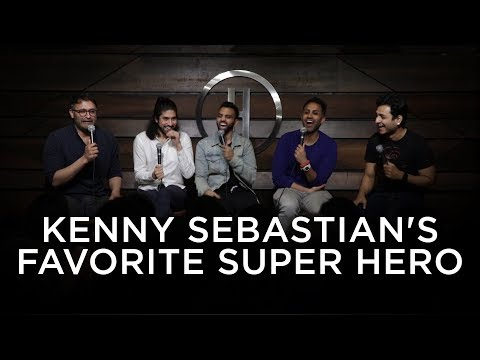 Kenny Sebastian's Favorite Super Hero | Brownish Comedy
