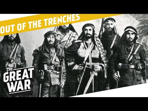 Kurds in WW1 - The Swagger Stick I OUT OF THE TRENCHES