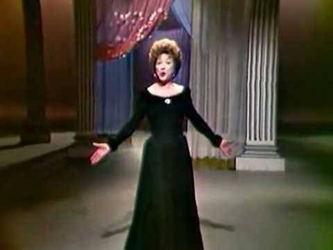 Ethel Merman and her Cole Porter medley
