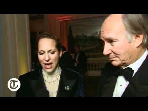 AGA KHAN AT CARTIER AWARDS