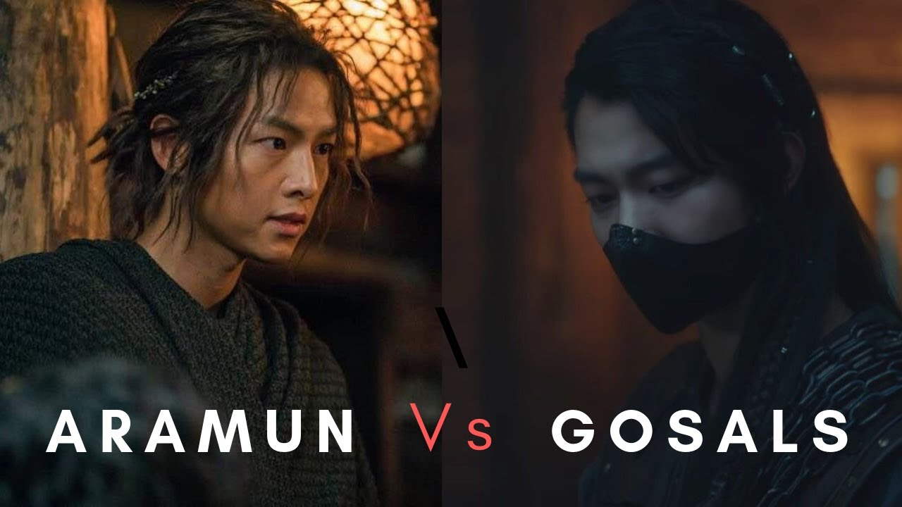 Download Arthdal Chronicles - Eunseom vs Yangcha