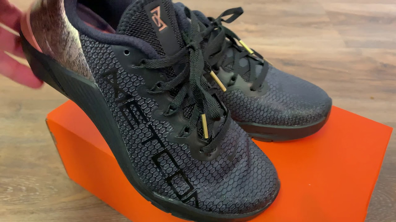 Nike Metcon 5 has arrived! - YouTube