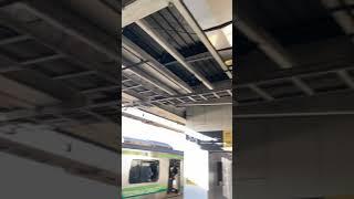 No.192 日本の鉄道 JR横浜線 新横浜駅