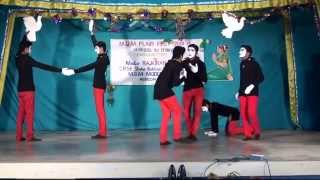 Best Mime Of MGM 2013 - 2014 Of Class 12