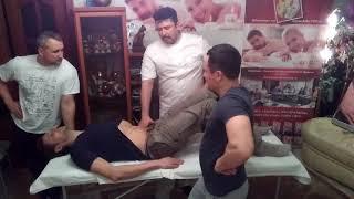 Обучение мануальной терапии - Выравниваем длину ног!