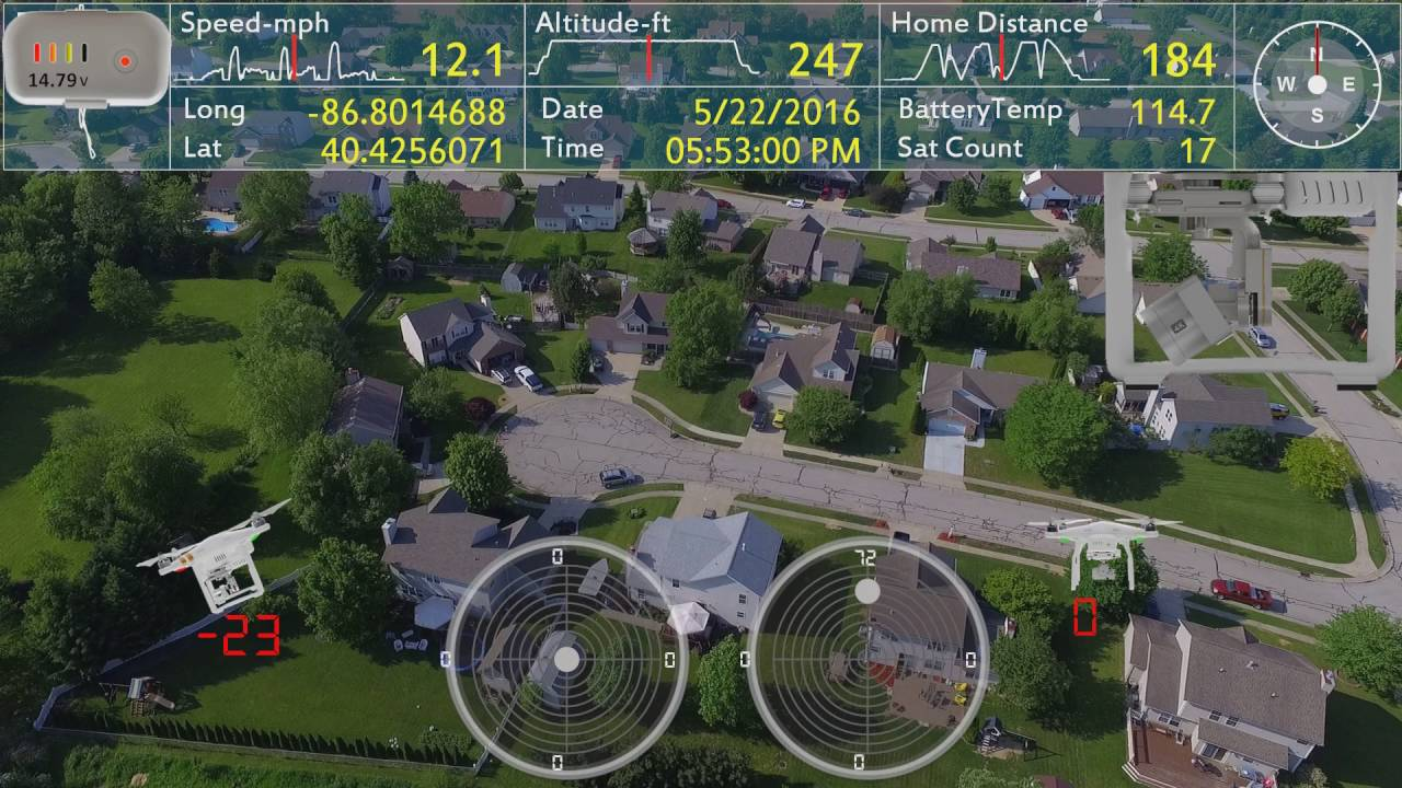 flyNfrank's 66MPH and Dashware Gauges | DJI Phantom Drone Forum