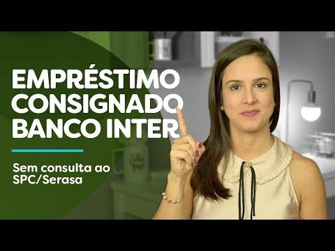 EMPRÉSTIMO sem consulta ao SPC/SERASA no Banco INTER! Conheça o crédito consignado.