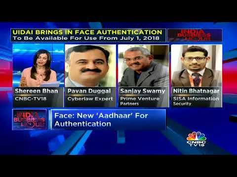 Face: New 'Aadhaar For Authentication