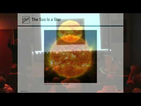 2013.11.15 Detecting Hidden Planets with Steve Kendrick Starkids Video
