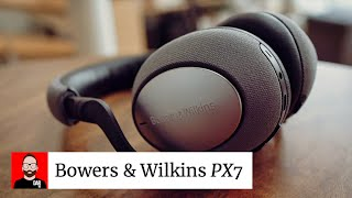 Gambar cover Thrills and spills with the Bowers & Wilkins PX7