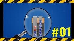 ELECTRICITE, TENSION et INTENSITE - Les bases simplifiées ! #01