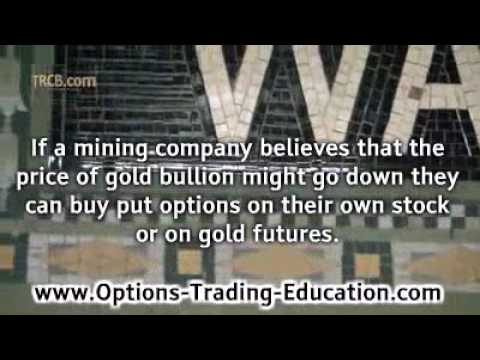 What is options trading youtube