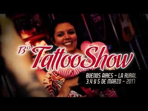 Spot Tattoo Show La Rural 2017 Youtube