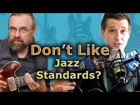 I Don't Like Jazz Standards - Q&A with Brent from LJS
