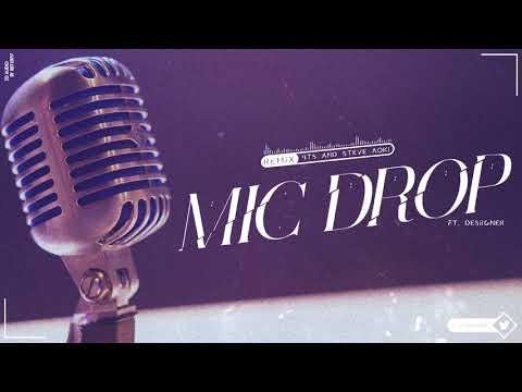 [3D] BTS - MIC Drop (Feat. Desiigner, Steve Aoki Remix)