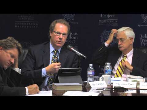 Scott Flipse on America Exceptionalism and Religion's Influence on U.S. Foreign Policy