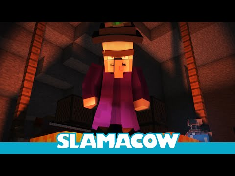 Witch Encounter - Minecraft Animation - Slamacow
