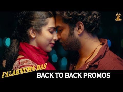 Falaknuma Das Back To Back Promos | Vishwak Sen | Tharun Bhascker