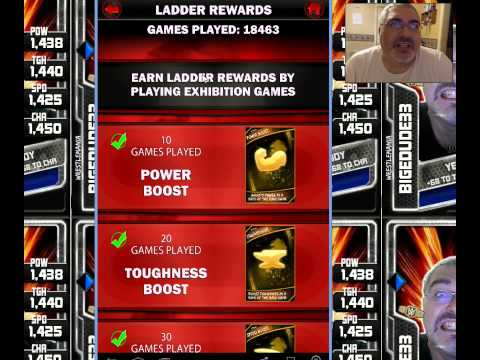 WWE Supercard #275 - SV Fusion Proable and WM Semis! Win? or NAHHH!
