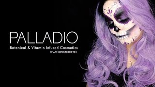 I partnered PALLADIO BEAUTY to bring you halloween looks using only...