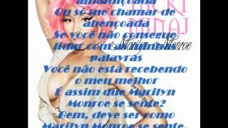Nicki Minaj - Marilyn Monroe (Tradução)