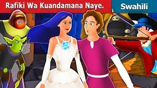 Rafiki Wa Kuandamana Naye | Hadithi za Kiswahili | Swahili Fairy Tales
