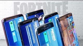 Instalamos Fortnite en cada Samsung Galaxy (s7 edge, s8+, note 8, s9+, note 9 y más)
