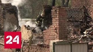 В Ростове-на-Дону возобновят подачу газа в домах в районе пожара