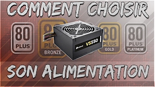 [FR] COMMENT CHOISIR SON ALIMENTATION PC! - Hardware FR