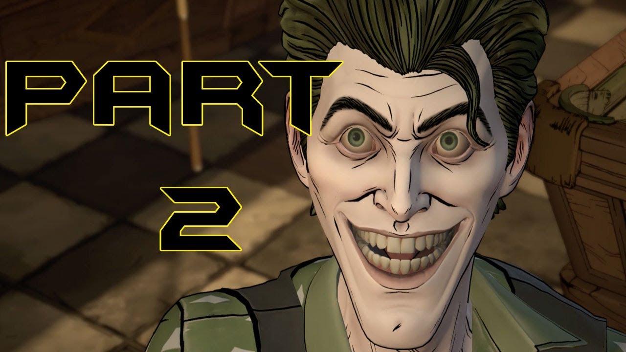 Download Batman Telltale Season 2 EP2 - The Enemy Within - PART 2