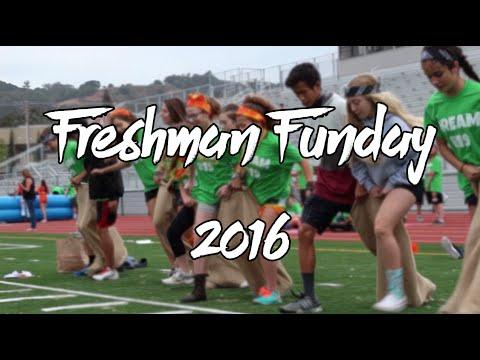 Los Gatos High School: Freshman Funday 2016