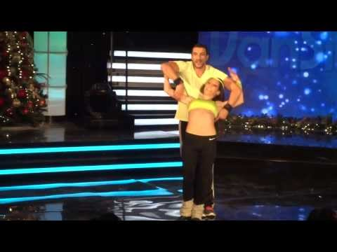 Dansing for you 3 - Tasos & Barbara - Live 4 - Jive