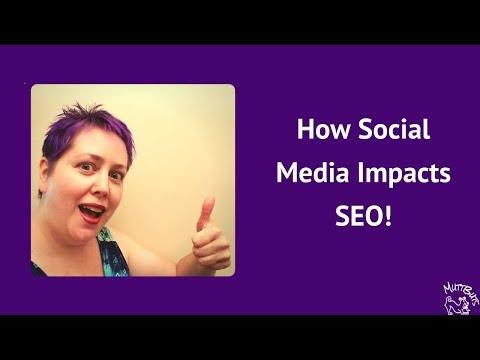 How Social Media Impacts SEO!