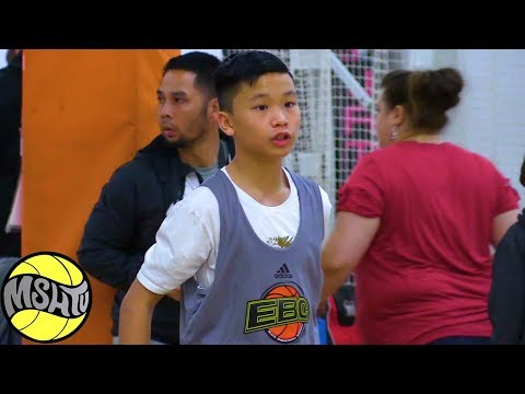 Alexander Chan is ON ANOTHER LEVEL at the 2018 EBC Oakland Camp