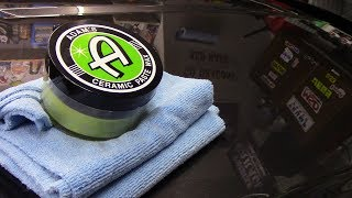 Adam's Polishes Ceramic Paste Wax Review! Hands Down My New Favorite Paste Wax